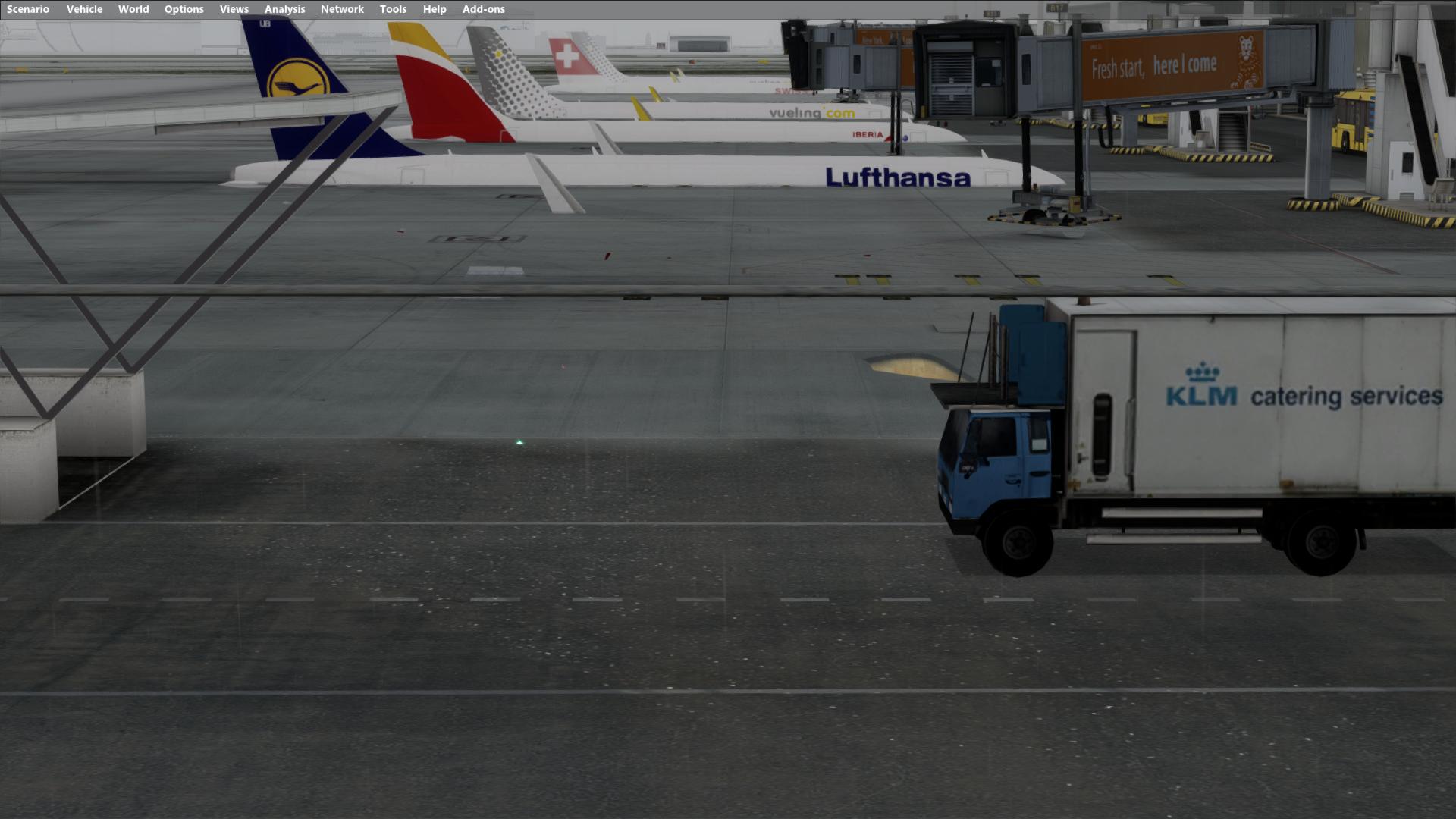 eRRr    Big Problem Issues -Amsterdam on P3D v3 - FlyTampa