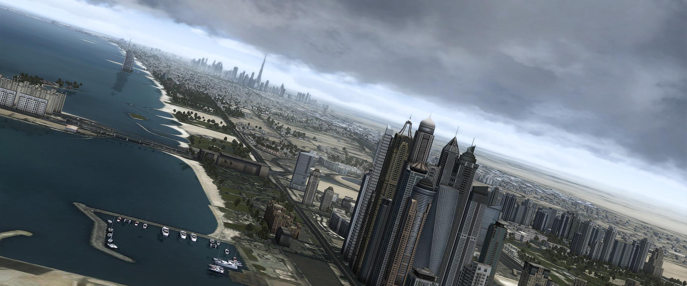 FlyTampa-Dubai Rebooted